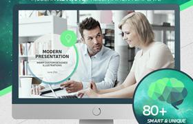 Gravity Keynote: Presentación de Keynote Profesional