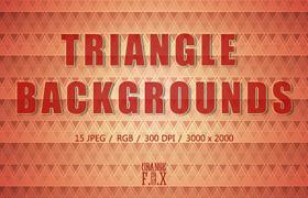 15 Fondos de Triángulos
