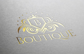 Logotipo Boutique