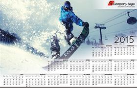 Poster Calendario 2015