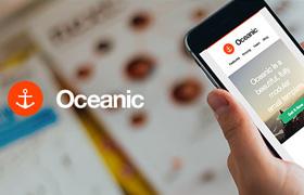 Oceanic - Plantilla de Email Modular