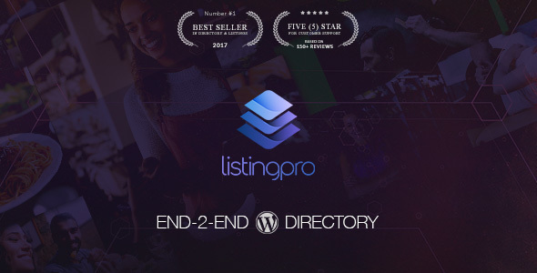 WordPress Theme - Listing Pro